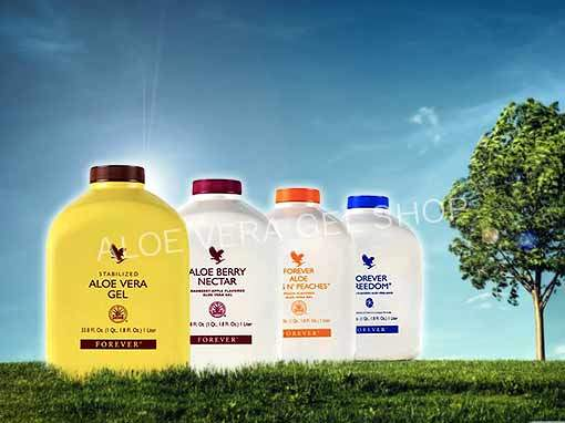 Aloe Vera Drinks by Forever Living