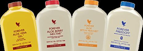 Aloe Vera Drinks By Forever Living