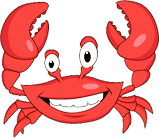 mr crab forever living customer discount scheme logo
